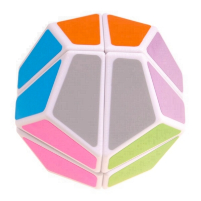 Puzzle Cubes - Dodecahedron 2x2x2