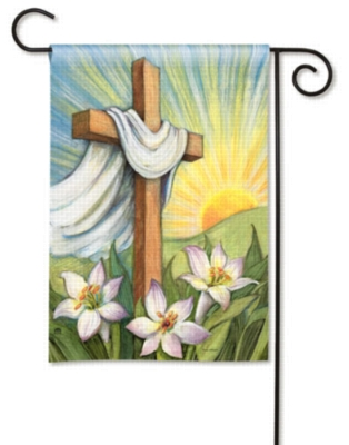 Easter Sunrise - Garden Flag by Magnet Works