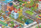 All Downtown - 500pc Jigsaw Puzzle By Educa