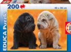 Puppies - 200pc Jigsaw Puzzle By Educa