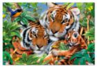 Wild Tenderness - 1000pc Jigsaw Puzzle By Educa