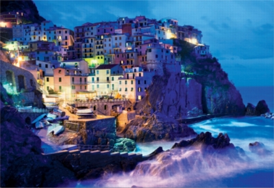 Manarola - 1500pc Jigsaw Puzzle By Educa
