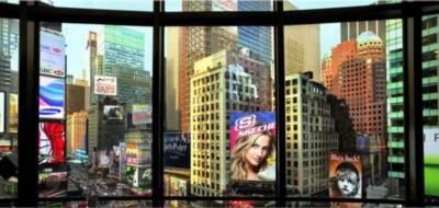 Educa Jigsaw Puzzles - Times Square from My Window
