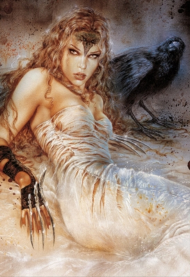 Luis Royo: Dreams - 1000pc Jigsaw Puzzle By Educa