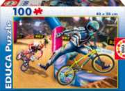 BMX - 100pc Jigsaw Puzzle By Educa