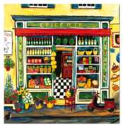 Educa Jigsaw Puzzles - Grocery Shop
