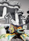 Parc Guell - 500pc Jigsaw Puzzle By Educa