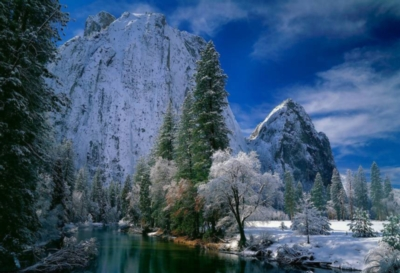 Yosemite National Park - 1000pc Jigsaw Puzzle By Educa