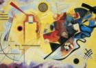 Kandinsky: Yellow-Red-Blue - 1000pc Jigsaw Puzzle By Clementoni