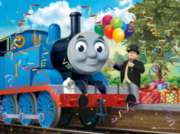 Floor Jigsaw Puzzles For Kids - Thomas & Friends: Birthday Surprise