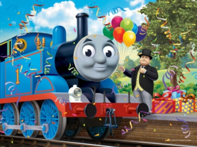 Thomas & Friends: Birthday Surprise - 24pc Floor Puzzle By Ravensburger