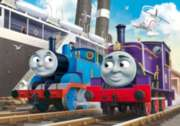 Thomas & Friends: Thomas & Charlie - 24pc Floor Puzzle By Ravensburger
