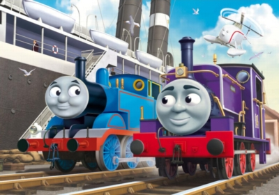Floor Jigsaw Puzzles For Kids - Thomas & Friends: Thomas & Charlie