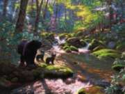 Mountain Awakening - 500pc Jigsaw Puzzle By Sunsout