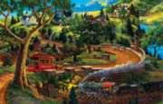 Somerset Spring - 1000pc Jigsaw Puzzle by Sunsout