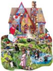 Home on the 4th of July - 1000pc Shaped Jigsaw Puzzle By Sunsout