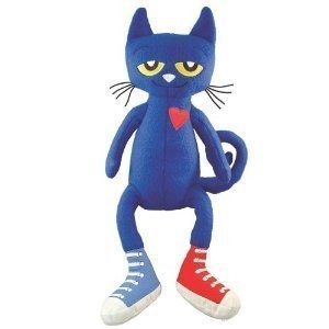 "Pete the Cat - 32"" Cat by MerryMakers"