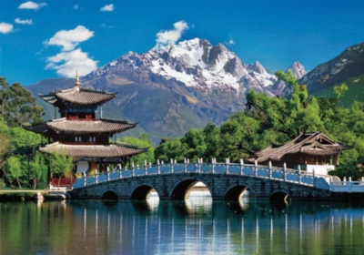 Lijiang, China - 2000pc Jigsaw Puzzle By Clementoni