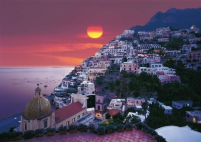 Positano - 2000pc Jigsaw Puzzle By Clementoni