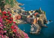 Vernazza - 4000pc Jigsaw Puzzle By Clementoni