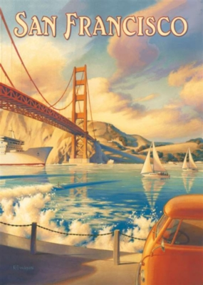 Hard Jigsaw Puzzles - San Francisco