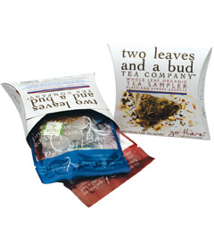 Two Leaves Tea: Duo Pack, Organic Assam + Organic Better Rest Blend