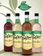 Davinci Naturals Single Origin Syrup - 750 ml. Glass Bottle Assorted Case