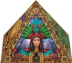 Stairway to the Sun - 300pc 3D Pyramid Jigsaw Puzzle by Masterpieces