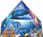 Wonders of the Universe - 300pc 3D Pyramid Jigsaw Puzzle by Masterpieces