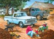 Jigsaw Puzzles - On the Job