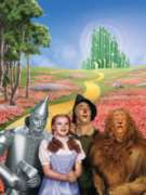 Jigsaw Puzzles - Wizard of Oz
