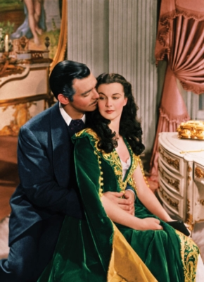 Gone with the Wind - 1000pc Storybook Jigsaw Puzzle by Masterpieces