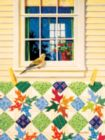 Dove in the Window - 500pc Jigsaw Puzzle By Sunsout