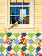 Jigsaw Puzzles - Dove in the Window