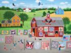 Great American Quilt Factory - 1000pc Jigsaw Puzzle By Sunsout