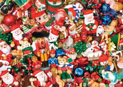Fun and Festive - 500pc Jigsaw Puzzle by Masterpieces