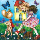 Fly Away Home - 500pc Jigsaw Puzzle by Masterpieces