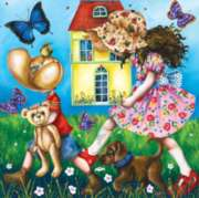 Jigsaw Puzzles - Fly Away Home