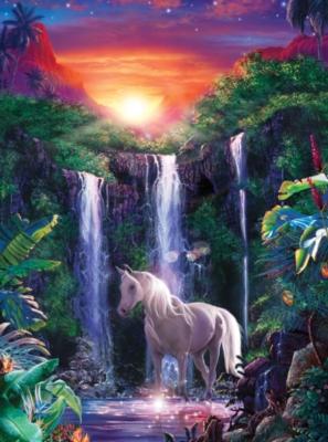 Jigsaw Puzzles - Crystal Falls