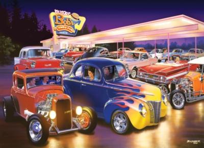 Jigsaw Puzzles - Burger Bobs