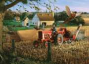 Field of Plenty - 1000pc Jigsaw Puzzle by Masterpieces