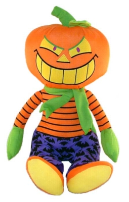 Frighty Night Pumpkin - 13&quot; Pumpkin by Gund