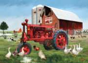 Big Red - 1000pc Jigsaw Puzzle by Masterpieces