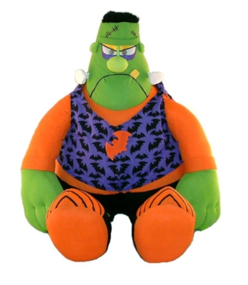 "Frighty Night Frankenstein - 16"" Frankenstein by Gund"