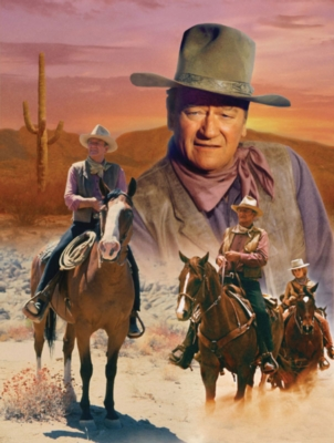 The Cowboy Way - 1000pc Jigsaw Puzzle by Masterpieces