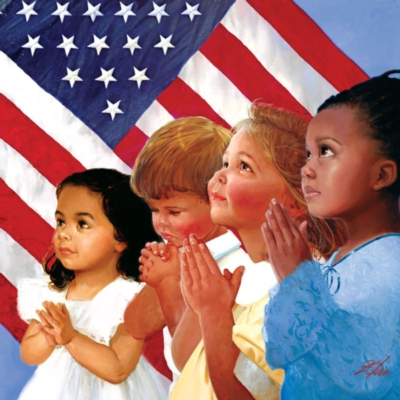 Faith in America - 1000pc Jigsaw Puzzle by Masterpieces