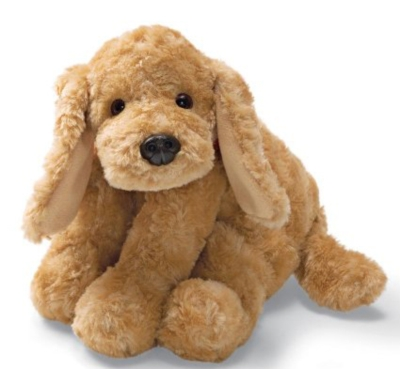 "Puddles - 7.5"" Dog By Gund"