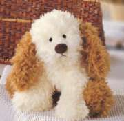 "Yardley Small - 8"" Dog By Gund"