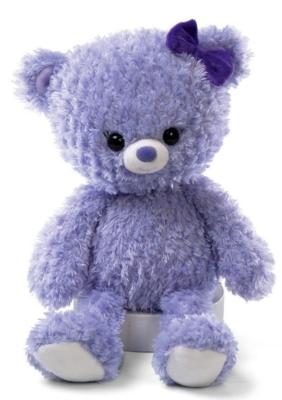 """Bonn Bonn (Periwinkle) - 13"""" Bear By Gund"""