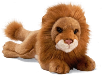 "Lion - 11"" Lion By Gund"